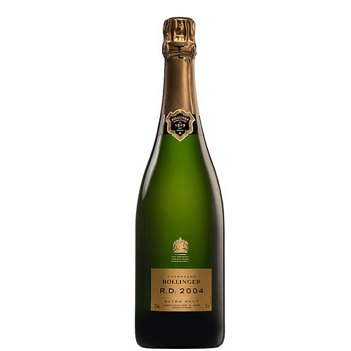 Champagne Bollinger R.D. 2004 Extra Brut