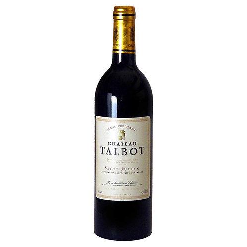 Château Talbot 4ème Cru 2016