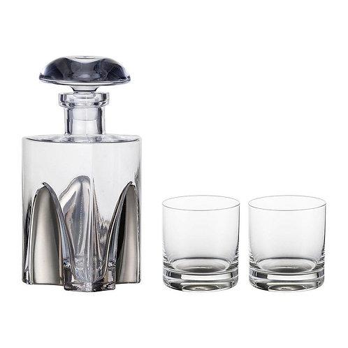 Eisch Gentalmen Whisky Set, Platinum