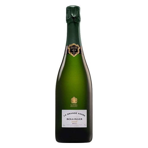 Champagne Bollinger La Grande Année 2007 Brut