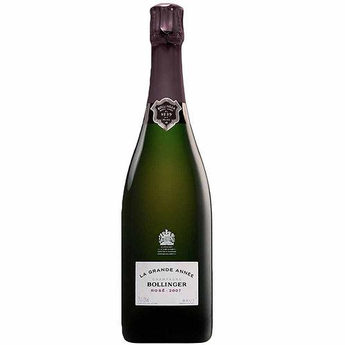 Champagne Bollinger La Grande Année Rosé 2007 Brut