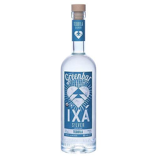 Greenbar IXÁ Organic Tequila Silver