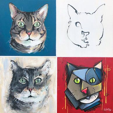Junior (The Four Cats), 2021