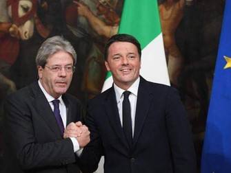 Oggi grazie al lavoro dei governi Renzi e Gentiloni e di tutti i nostri eletti l'Italia è un Pae
