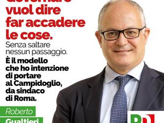 Governare vuol dire fare accadere le cose: l'intervista a Roberto Gualtieri su 7 Corriere