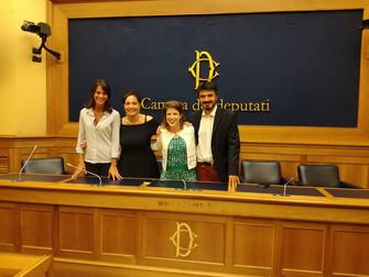Salviamo il centro antiviolenza di Tor Bella Monaca!