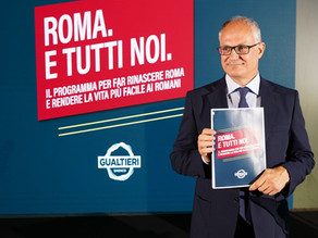 Roma. E tutti noi. Il programma per far rinascere Roma e rendere più facile la vita ai romani