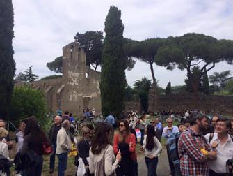 Pedonalizzare l'Appia Antica, l'impegno di Giachetti