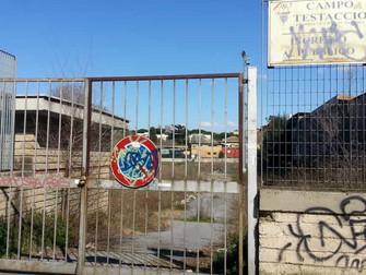 Grazie alla Regione Lazio Campo Testaccio può finalmente tornare a vivere!