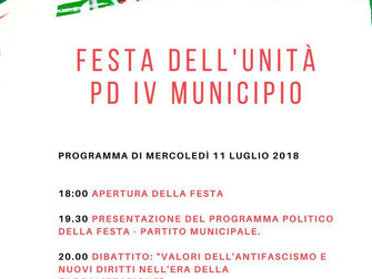 A Casal Bertone per difendere i nostri diritti e valori dall'aggressione dei nuovi fascisti!