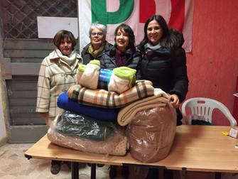 SOS freddo: straordinaria risposta dei romani al nostro appello