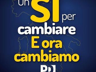 La vittoria del Sì premia la scelta di Zingaretti e del PD: ora avanti con le riforme anche per Roma