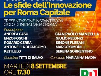 Oltre Covid 19: le sfide dell'innovazione per Roma Capitale