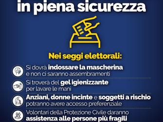 Grazie a disponibilità dei romani per surroghe in extremis ora tutti al lavoro per voto in sicurezza