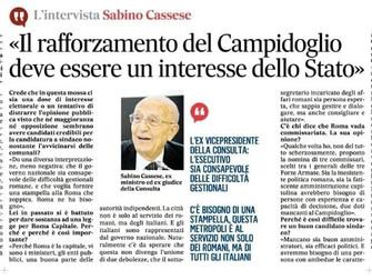 Roma è una grande questione nazionale: PD Roma pronto su tema riforma amministrativa