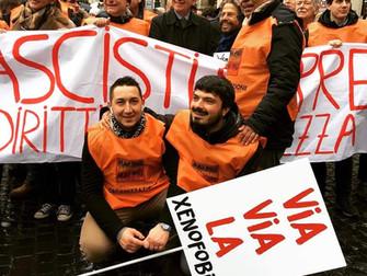 Via delle Baleniere: non permetteremo ai nuovi fascisti di strumentalizzare il disagio