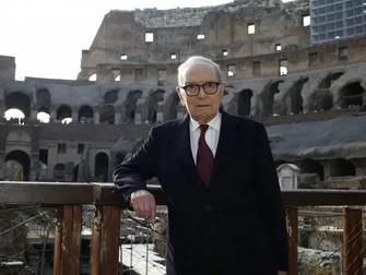 Il suono di Roma è il suono eterno della musica di Ennio Morricone. Grazie Maestro