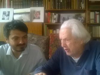 Coltivare idee per rinnovare il PD con il partigiano Mario Fiorentini: è un grande onore poter esser