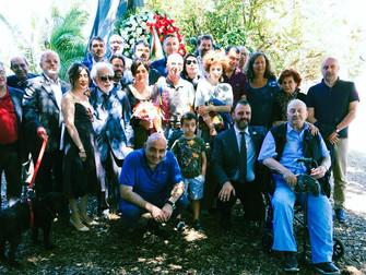Insieme come ogni 10 giugno per onorare Giacomo Matteotti