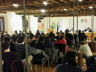 Al lavoro tutti insieme per dare vita alla campagna elettorale del PD Roma