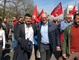 Roma con Gualtieri, avanti uniti per aprire nel cuore di Roma una nuova stagione politica nel paese