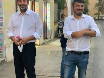 Con Dario Franceschini!