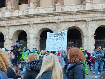 Roma: la sfida per la sicurezza e la riduzione dell'inquinamento si può vincere!