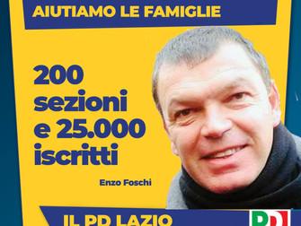 PD Lazio: Aiutiamo il volontariato, aiutiamo le famiglie