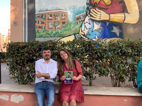Con Chiara Gribaudo!