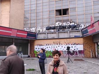 Nessuna si salva da sola: davanti al cinema Maestoso contro la violenza di genere!