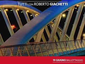 Tutti con Roberto Giachetti!