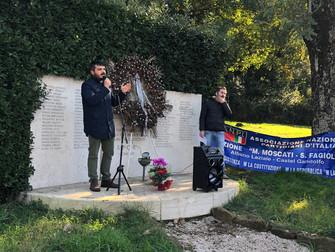Insieme per difendere Forte Bravetta e la memoria dei suoi martiri!