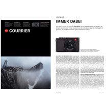 Leica Courrier 104 Switzerland