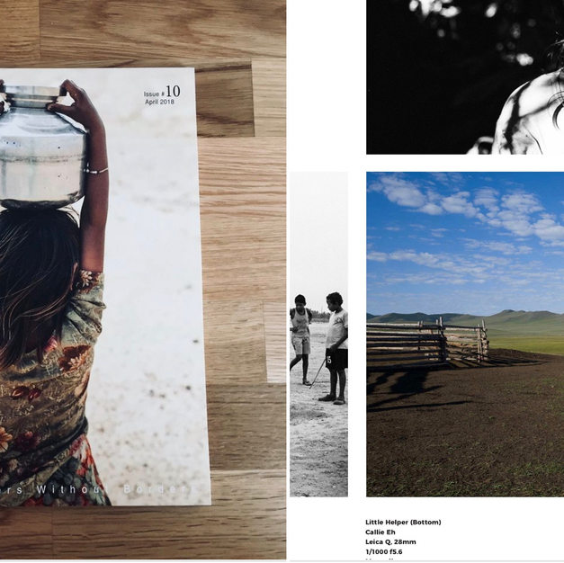 Photographers Without Borders Magazine
