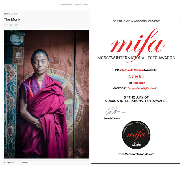 Moscow International Photo Awards