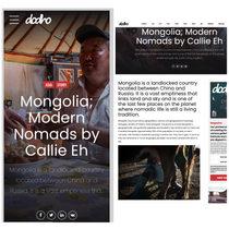 Dodho Online Magazine