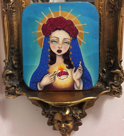 Our Lady of Sushi