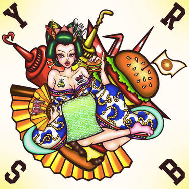 Burger Geisha