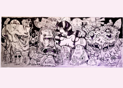 Collab Mural