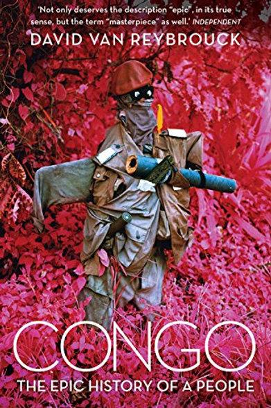 Congo - Paperback
