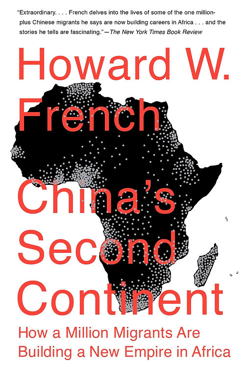 China's Second Continent - Paperback