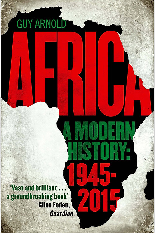 Africa: A Modern History - Paperback