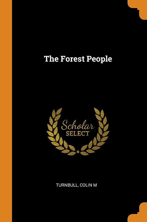 The Forest People - Paperback