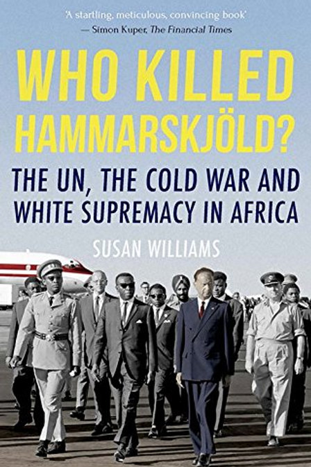 Who Killed Hammarskjold? - Paperback