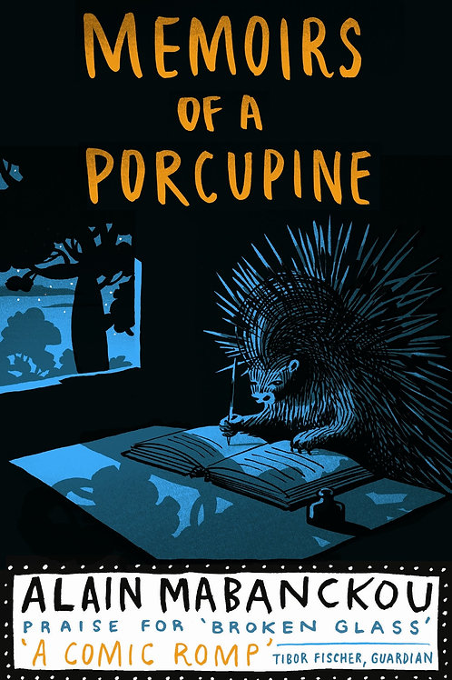 Memoirs Of A Porcupine - Paperback