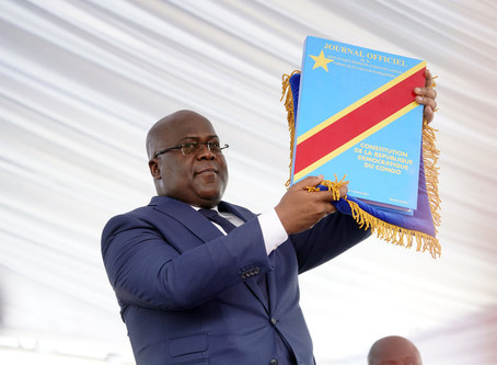 President Tshisekedi's first year in office