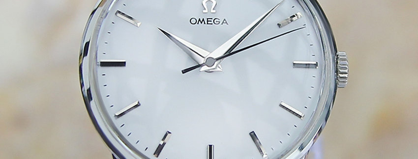 1960's Omega 131 013 Watch