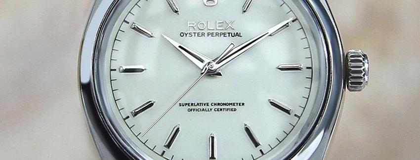 Rolex 6564 Swiss Watch for Men | WatchArtExchange
