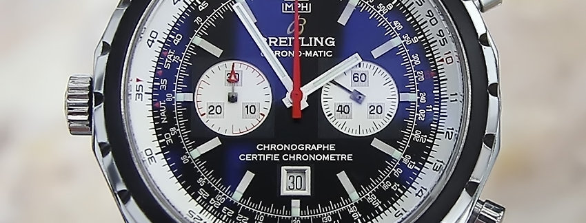 Breitling Chrono-Matic A41360 Men's Watch