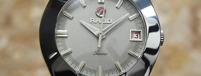 Rado Ticino Men's Watch